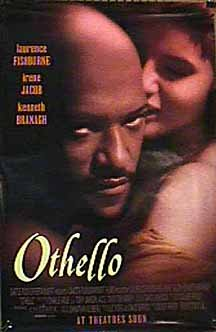 a review of the movie othello Watch online full movie othello (1995) for free the moorish general othello is manipulated into thinking that his new wife desdemona has been carrying on an affair with his lieutenant michael cassio when in reality it is all part of the scheme of a bitter ensign named iago.