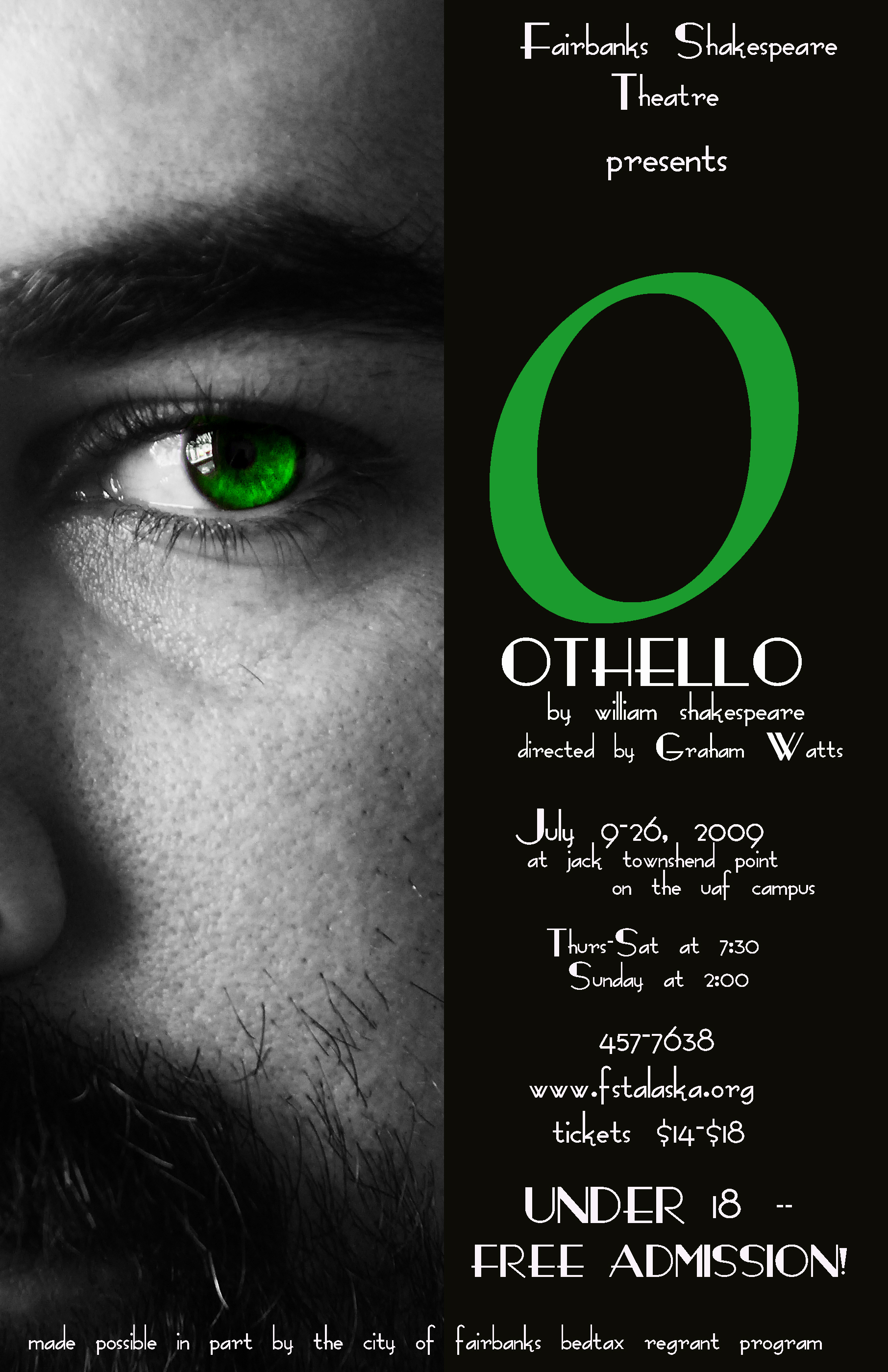 othello a tragedy without meaning Othello, the moor of venice there are a number of very specific literary conventions that a dramatic work must have to adhere to aristotle's multi-faceted definition of a tragedy one of the principle components of this definition is that a tragedy chronicles the downfall of a tragic hero.