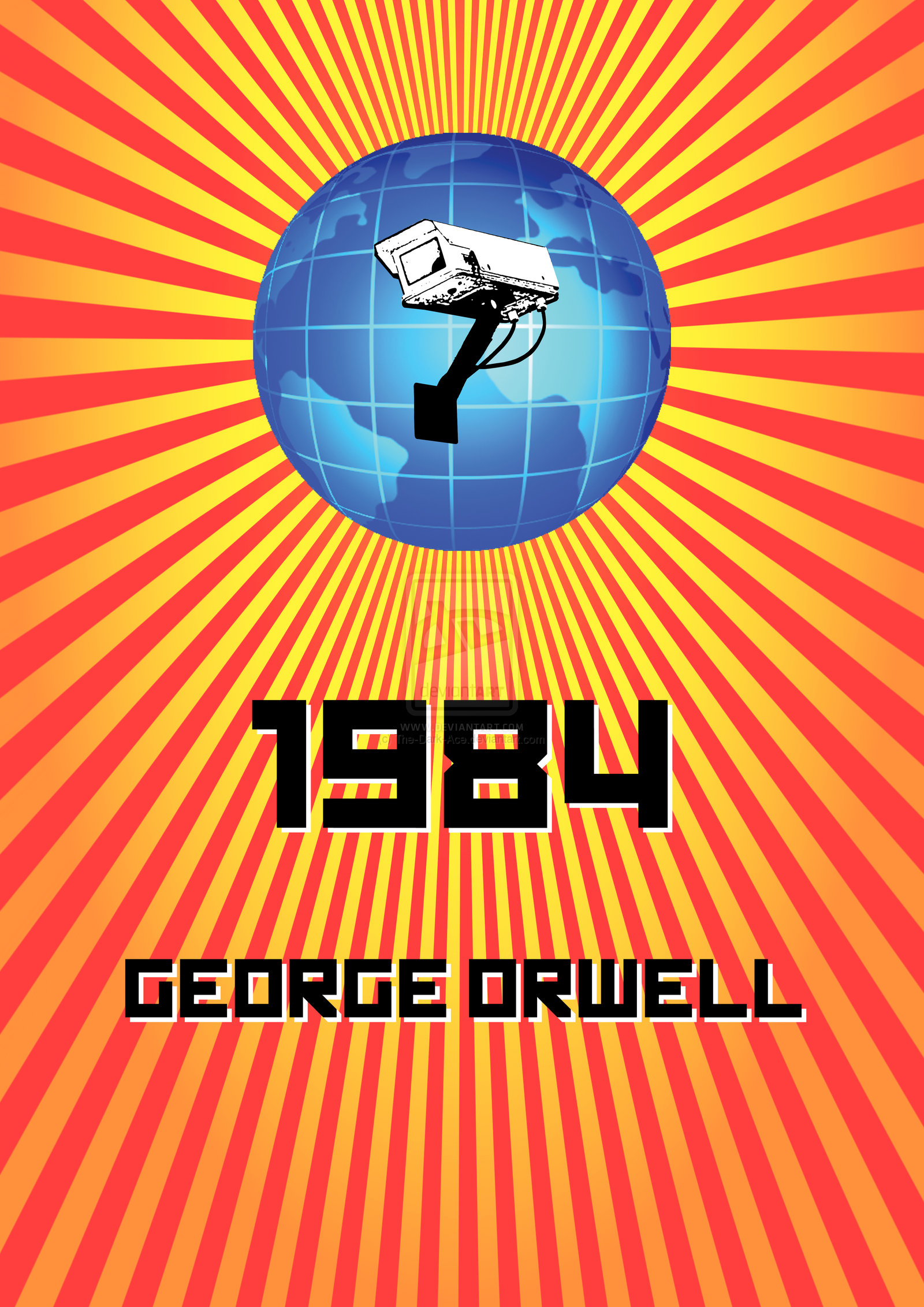 essays on the book 1984 by george orwell
