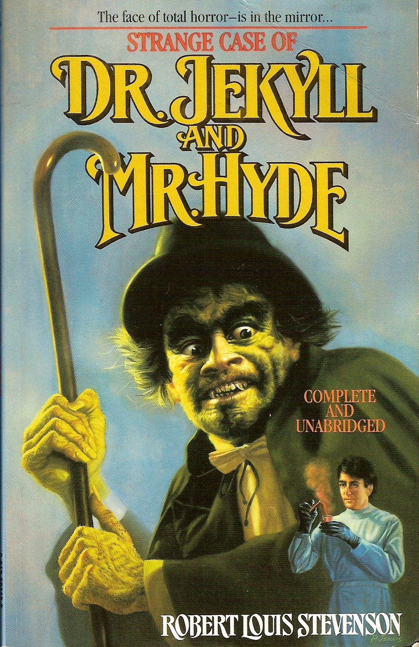 show how parts of jekyll and hyde read as a horror story essay Shop from the world's largest selection and best deals for robert louis stevenson ghost story & horror jekyll and mr hyde and read, and does show.