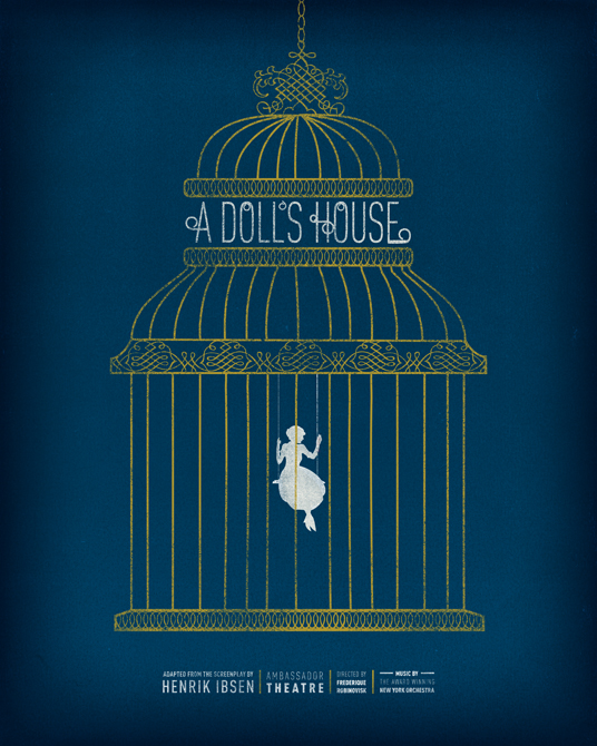 a dolls house characterization and symbolism essay Essay paper on a doll's house by henrik ibsen written in 1879, the play a doll's house refers to the time when new drama appears in europe it was obligatory to show the surrounding, where the characters existed.